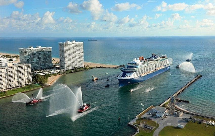 Celebrity Edge Fort Lauderdale Port Everglades
