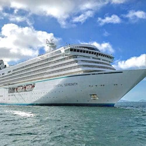 Crystal Serenity Bahamas Cruises