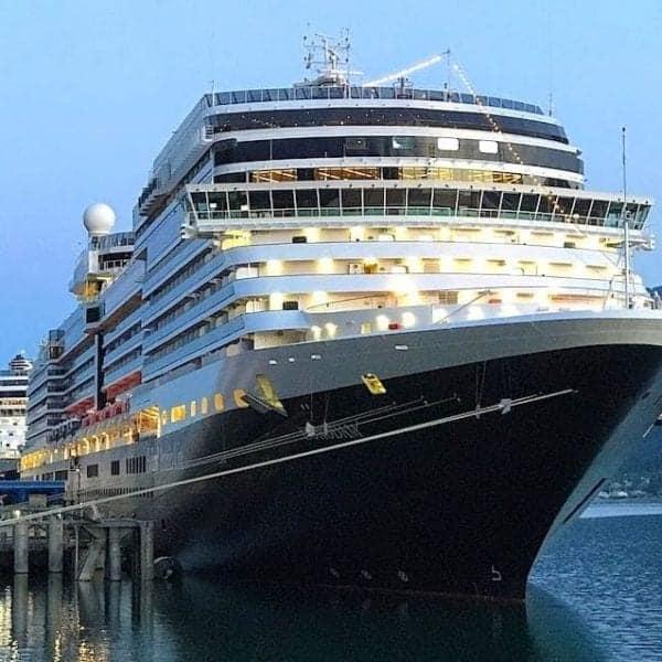Holland America Eurodam Review on Alaska Cruise
