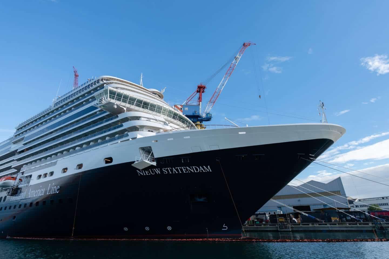 Nieuw Statendam Officially Joins Holland America Fleet