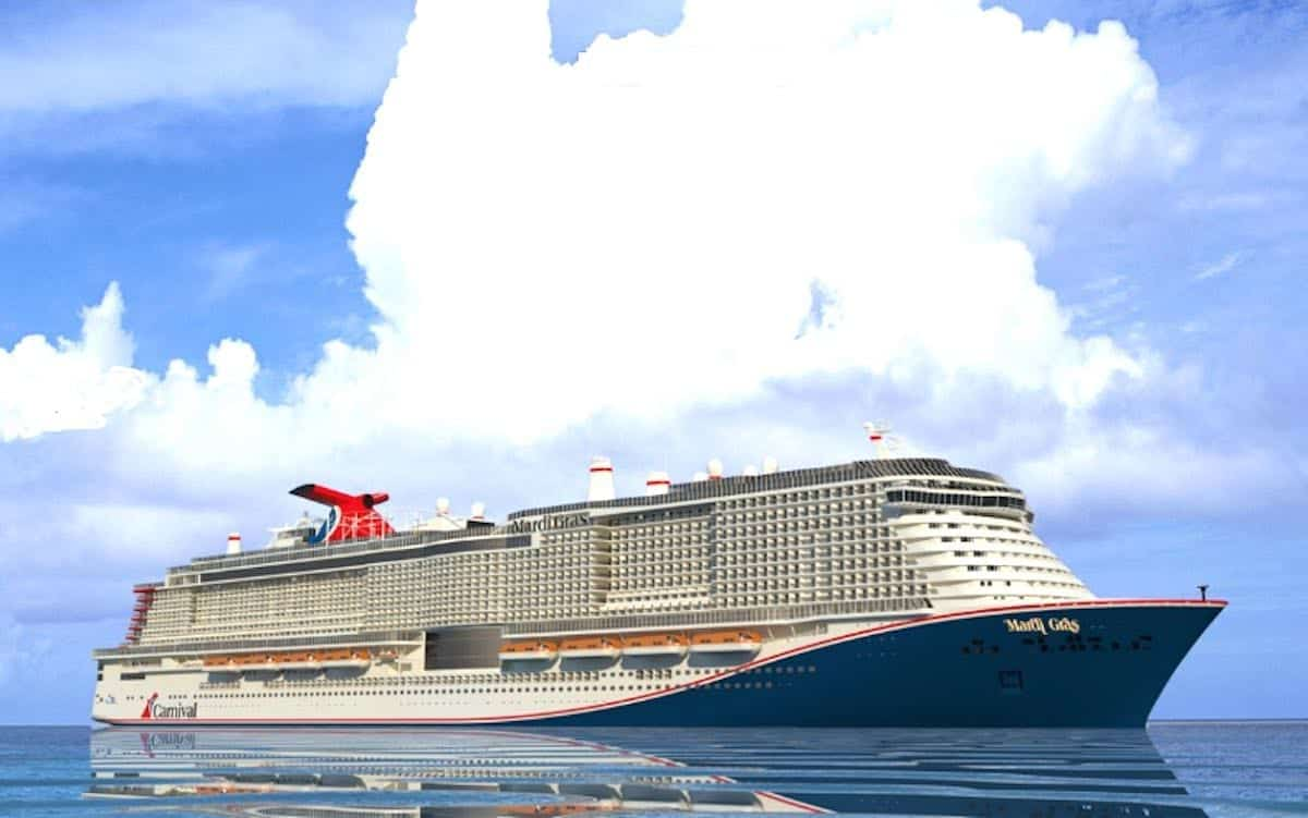 Carnival Cruise Line Mardi Gras cancellations announced