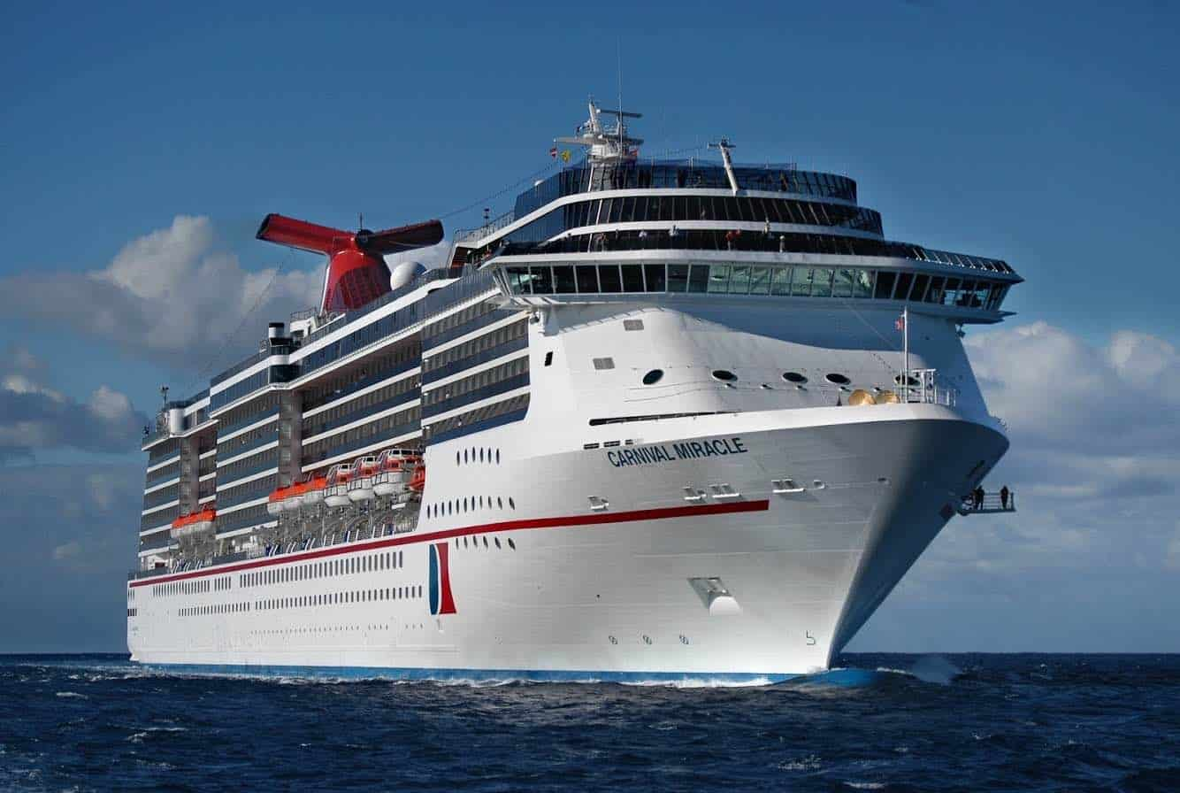 Carnival Miracle Cruises from San Francisco