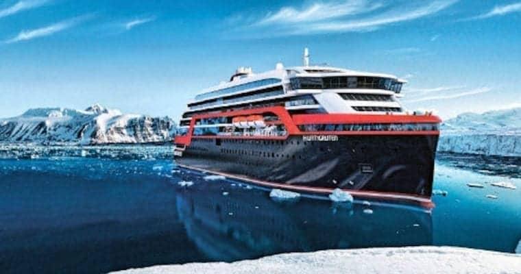 Hurtigruten Expedition Cruises Heads to Alaska