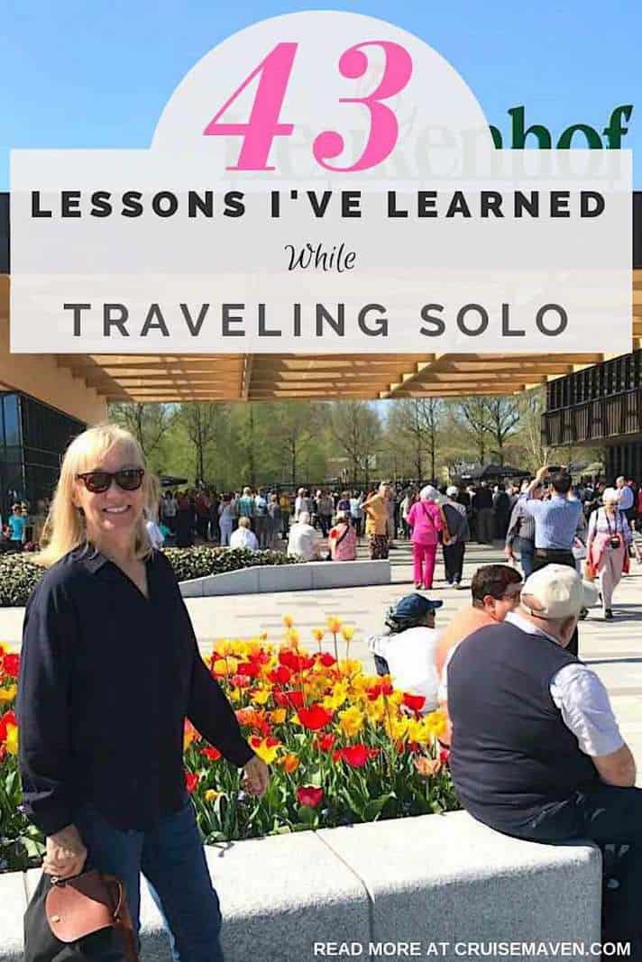 43 Important Lessons I've Learned as a Solo Traveler