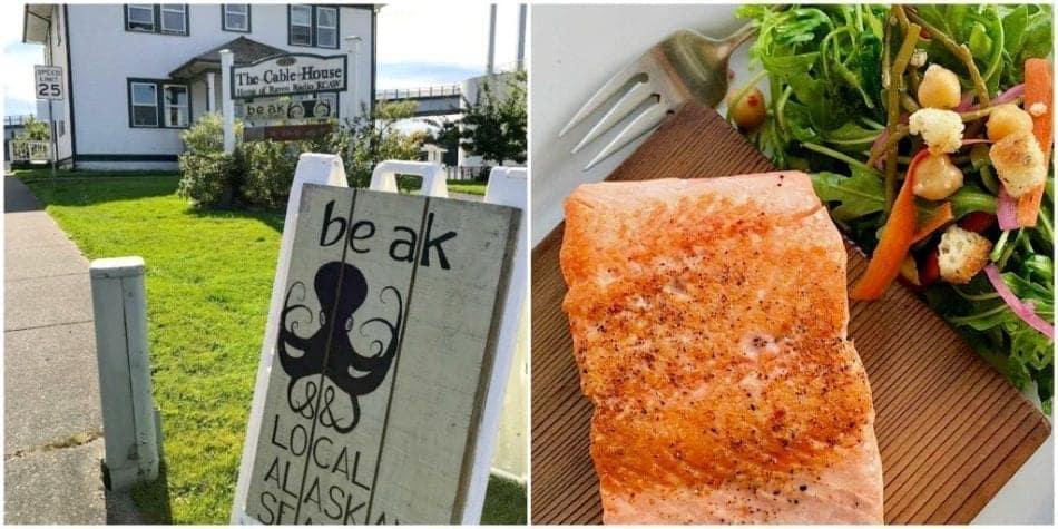 Beak Restaurant Sitka