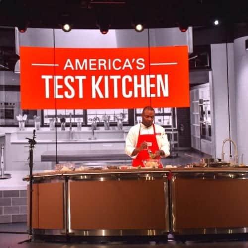 Holland America America's Test Kitchen