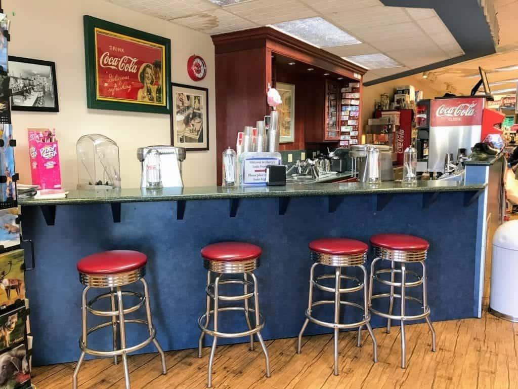 Sitka Harry Race Soda Shop