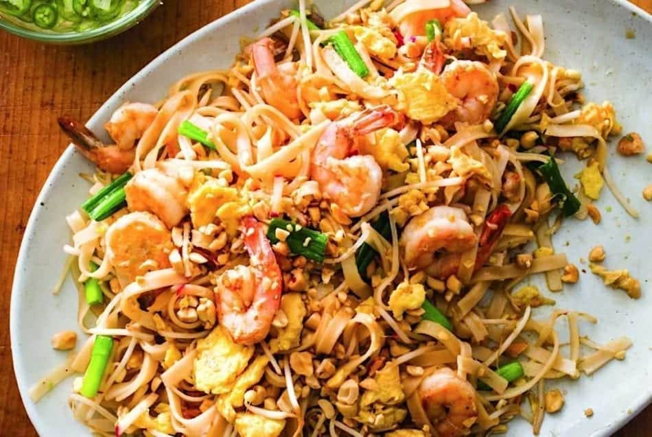 Holland America America's Test Kitchen Pad Thai