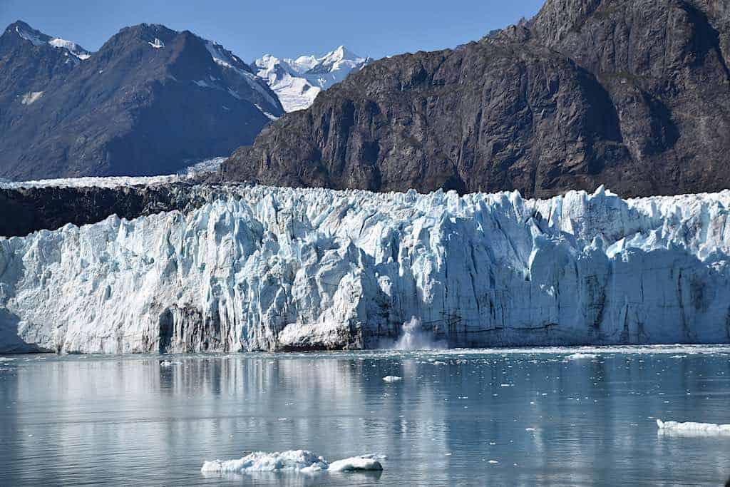 Alaska cruise to Glacier Bay ends when passenger tests positive for coronavirus.
