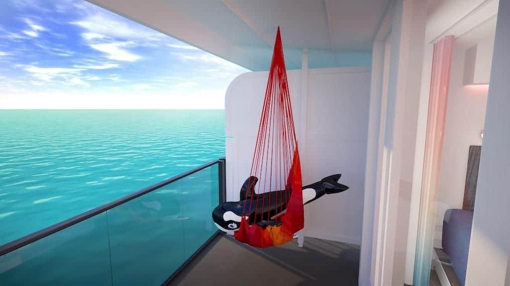 Virgin Voyages Sea Terrace
