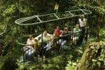 St Lucia Aerial Rainforest tram