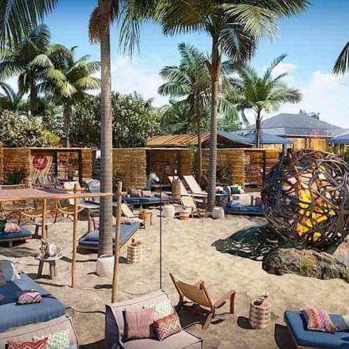 Virgin Voyages Bimini Beach Club