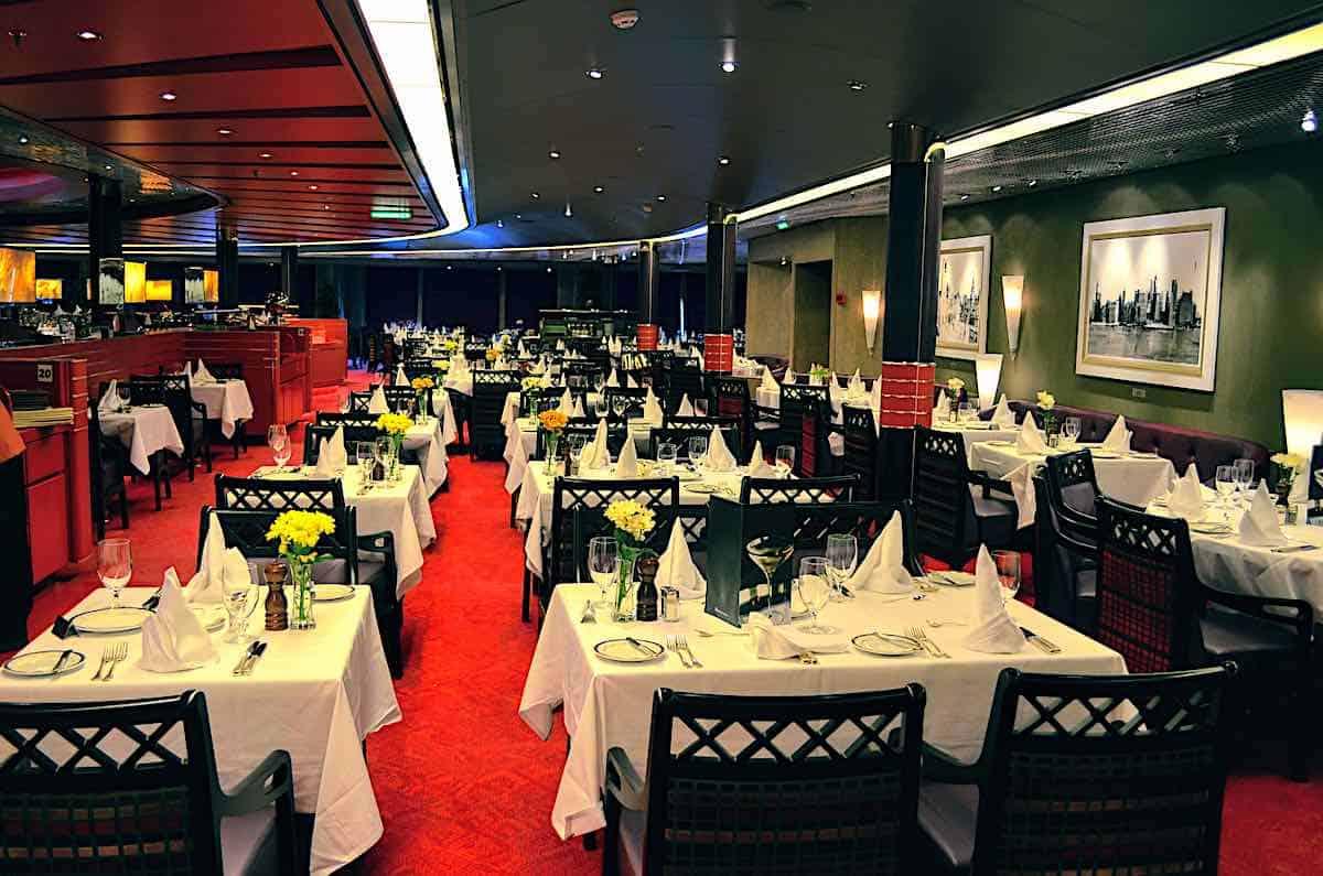 Nieuw Amsterdam Main Dining Room