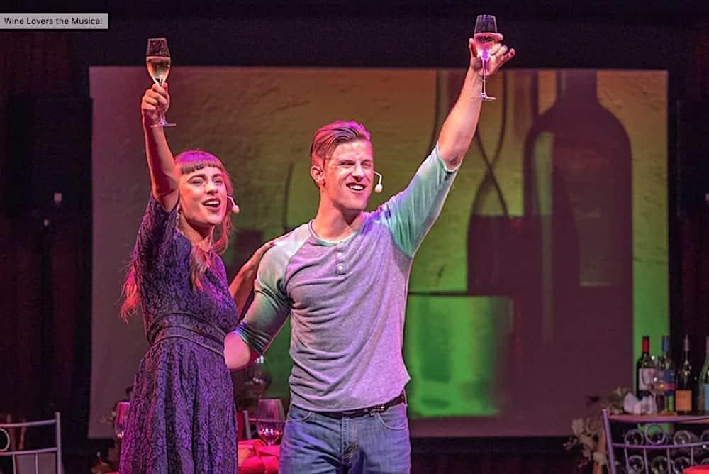 Norwegian Joy Entertainment - Wine The Musical Show