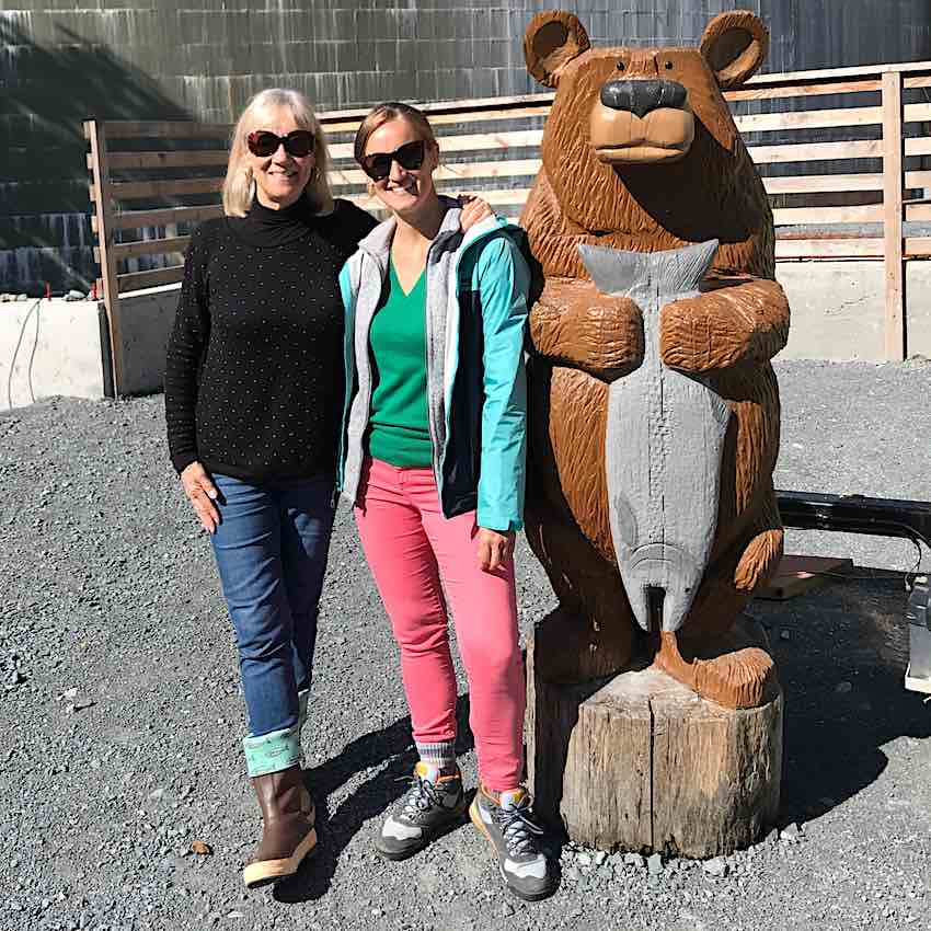 Pack for Alaska and visit Fortress of the Bear in Sitka