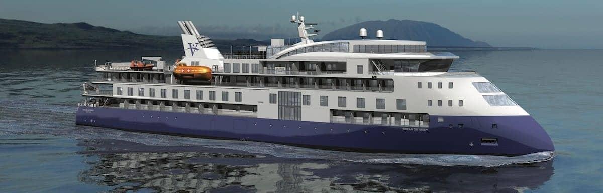 Vantage Cruise Lines Ocean Explorer