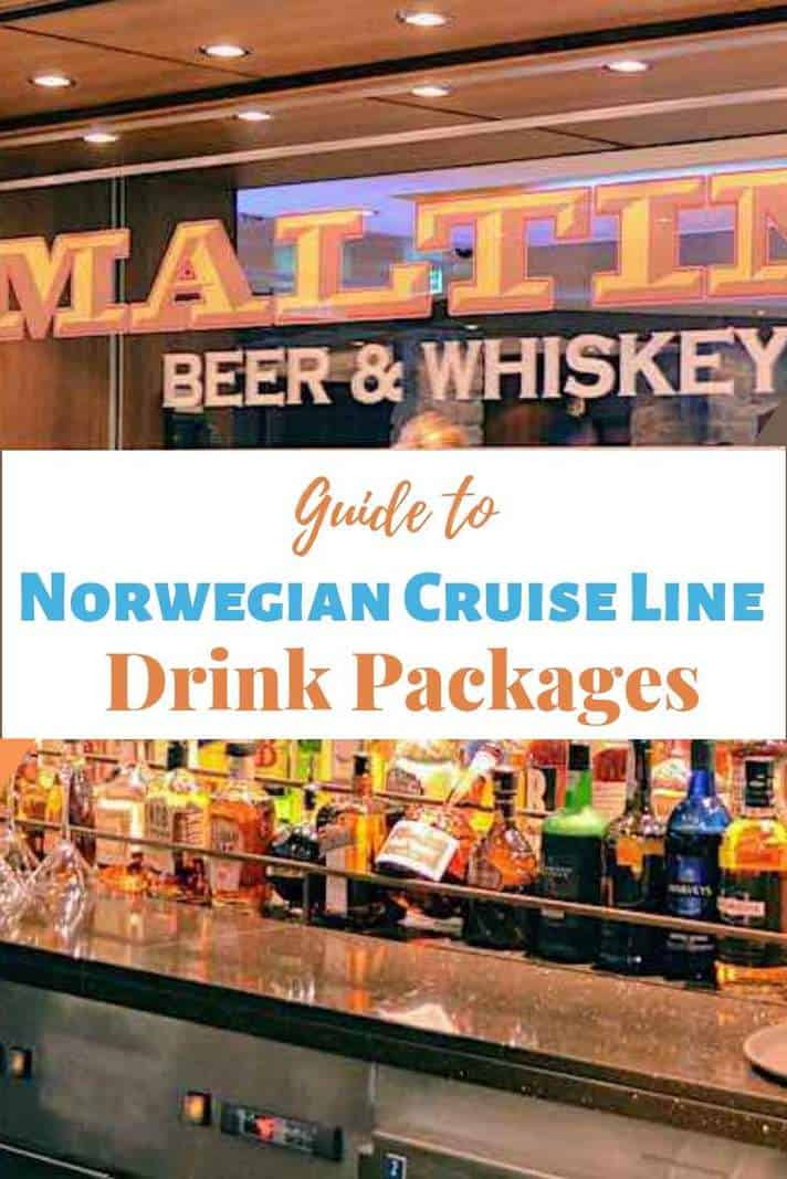 Norwegian Cruise Line Drink Packages Guide - 2019 |
