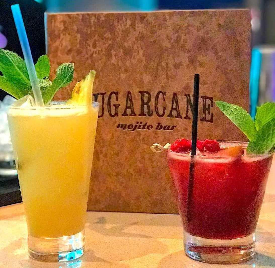 Norwegian Sugarcane Mojito Bar