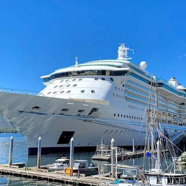 Royal Caribbean Radiance of the Seas Review