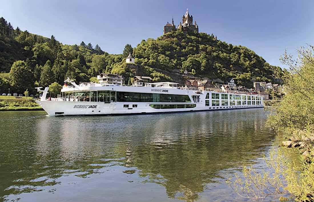 Scenic river cruise in Europe aboard Scenic Jade