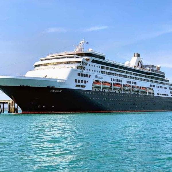 Holland America Maasdam Ship Review