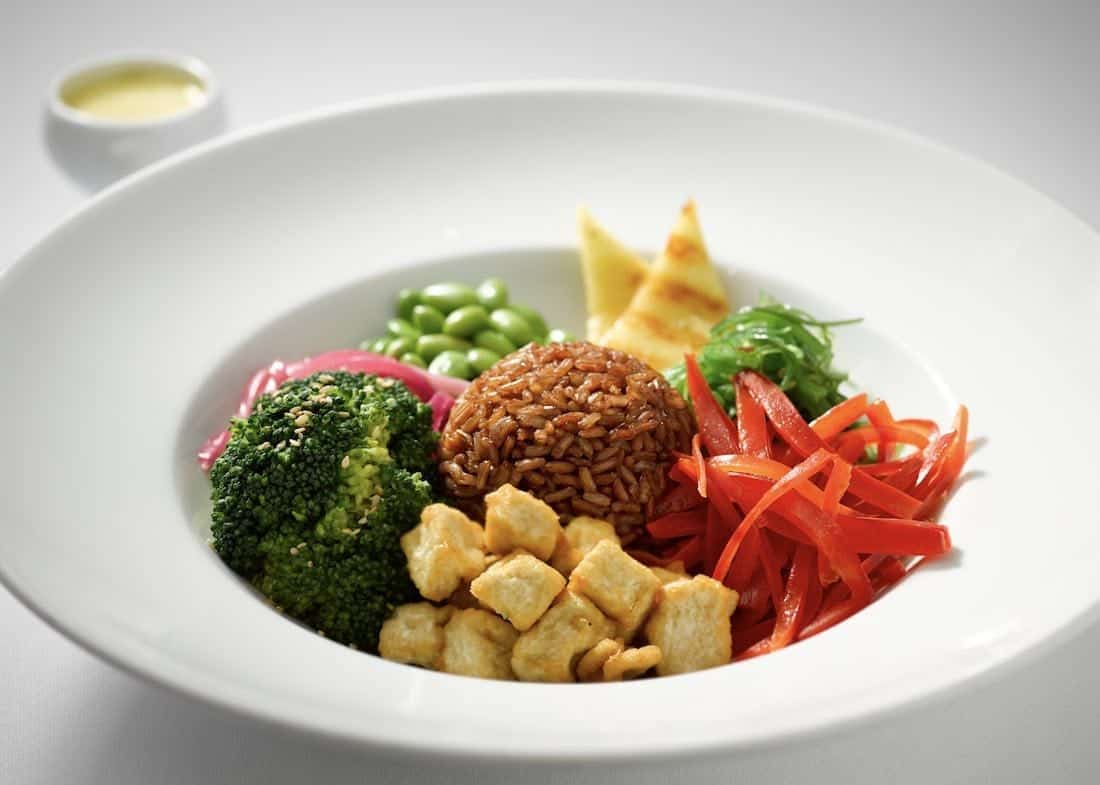 Regent Seven Seas Adds Plant-Based Dishes to Menu