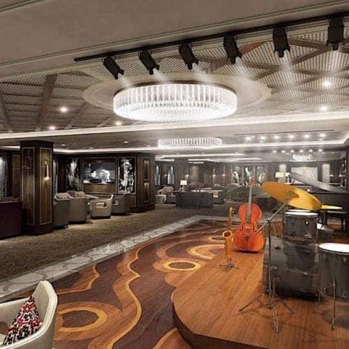 Princess Cruises Take 5 Jazz Theater