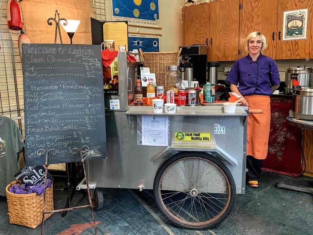 Ludvig's Chowder Cart