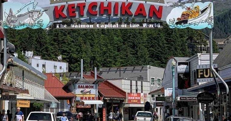 Ketchikan Locals Unsure About New Mega-Dock