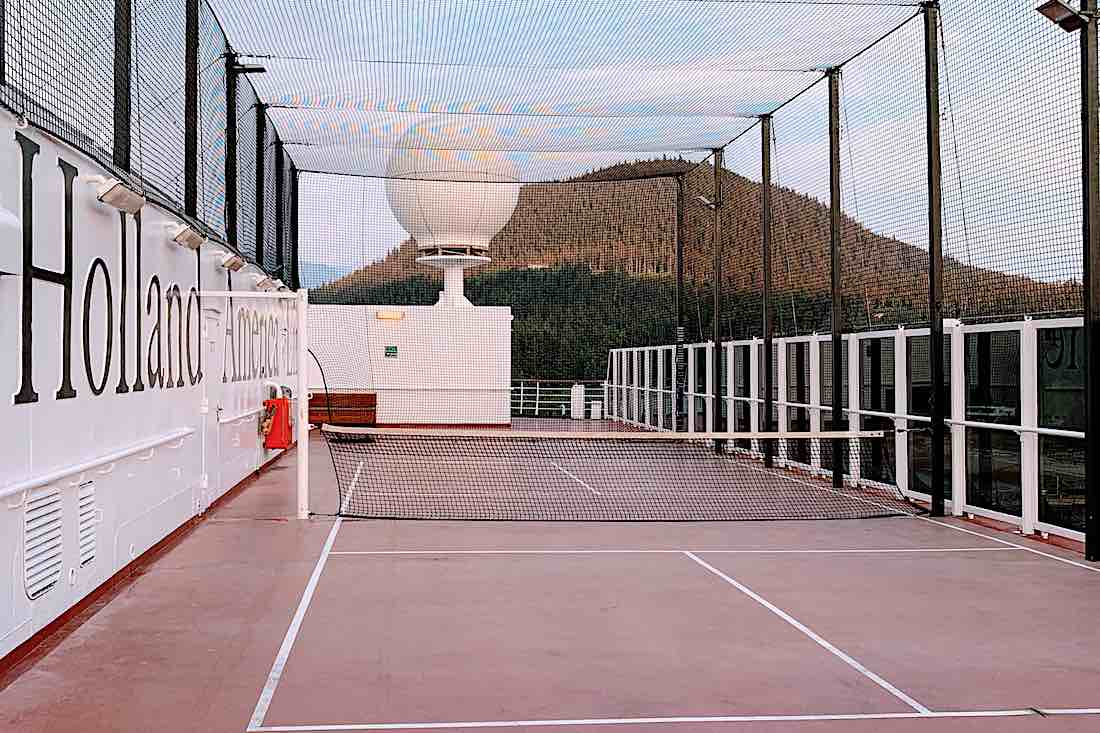 Maasdam Pickle Ball Court