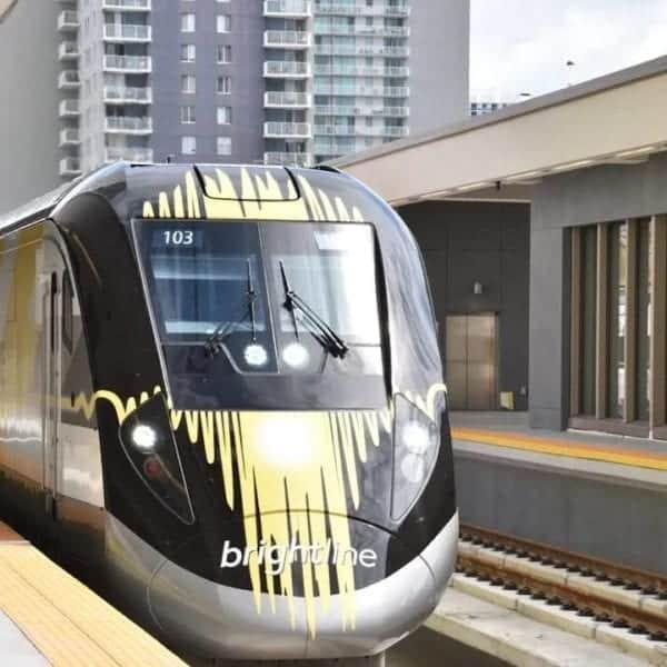 Brightline Extends Trains from PortMiami to Orlando