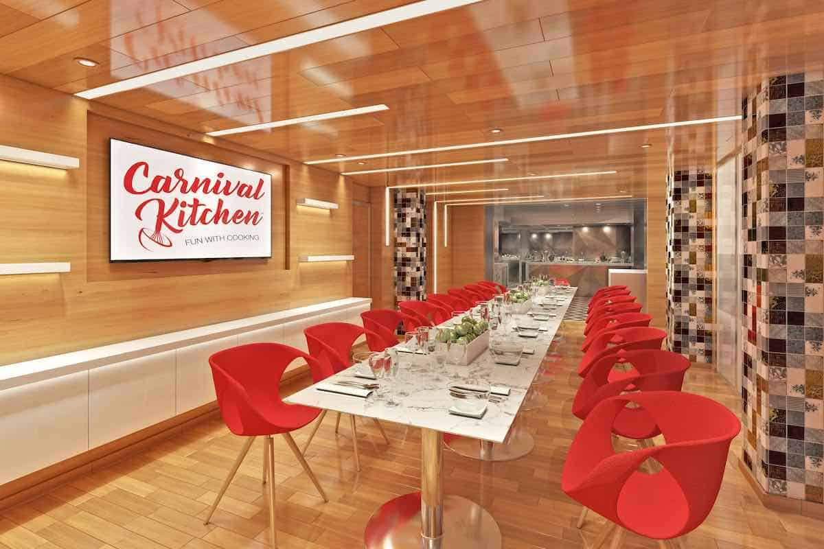 Carnival Panorama Adds Carnival Kitchen Hands-On Cooking Classes
