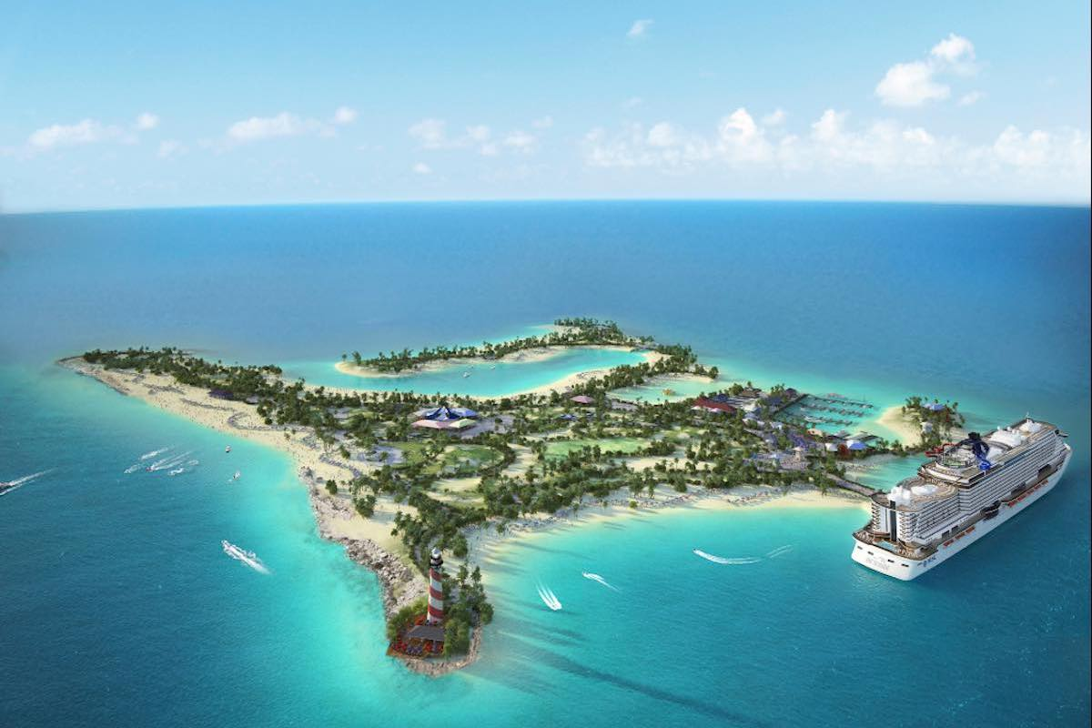 MSC Cruises Ocean Cay Marine Reserve