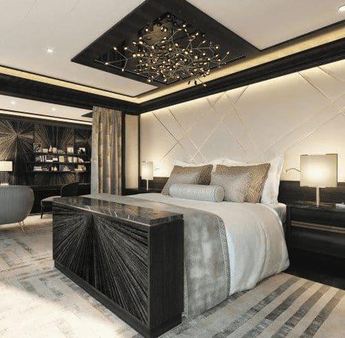 Regent Suite aboard Regent Seven Seas Splendor.