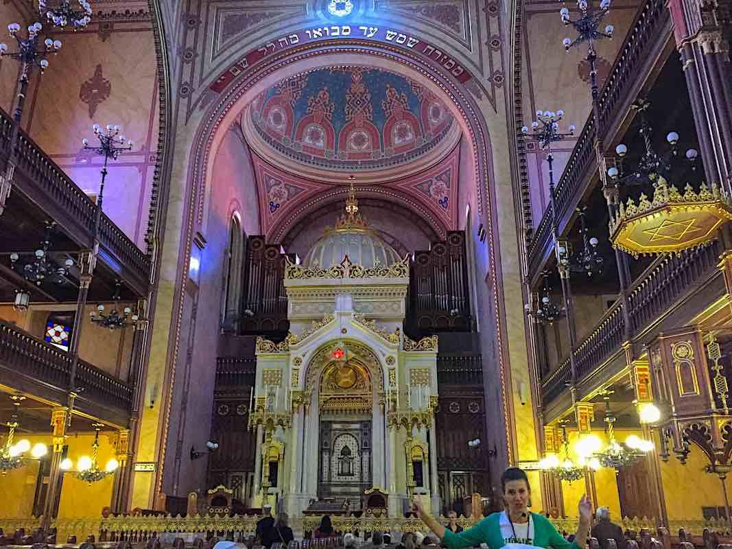 Budapest Dohany Street Synagogue