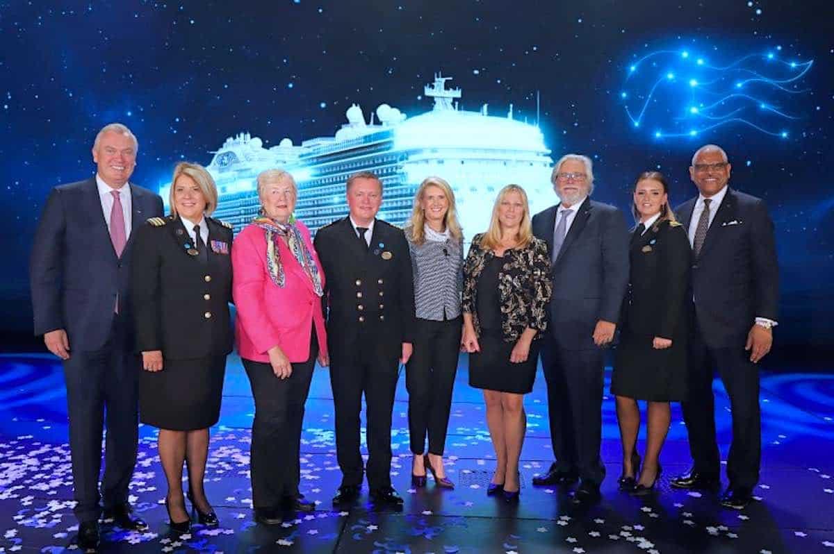 Princess Cruises' Sky Princess Celebrates the Women of NASA