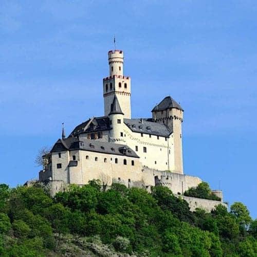 Marksburg Castle on Viking Grand European Tour