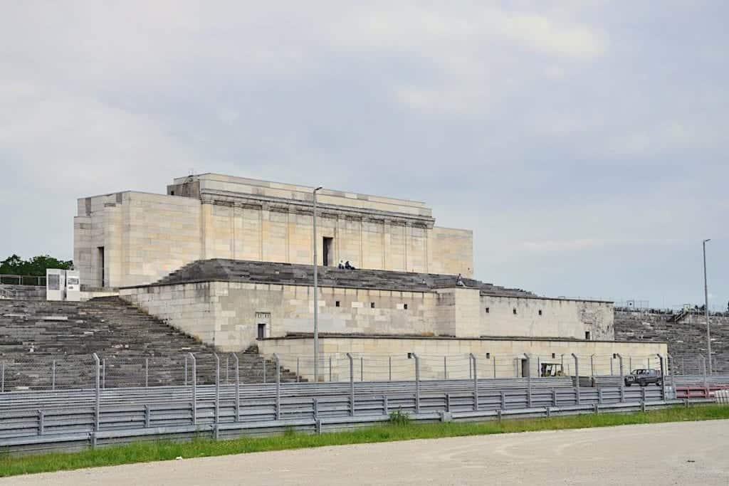 Hitler's Rally Grounds in Nuremberg