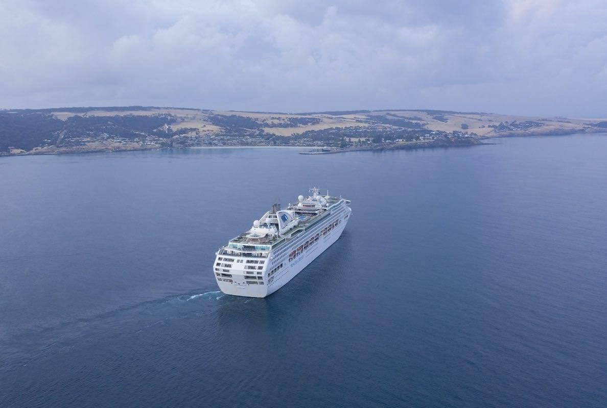 Princess Cruises Returns to Australia's Kangaroo Island