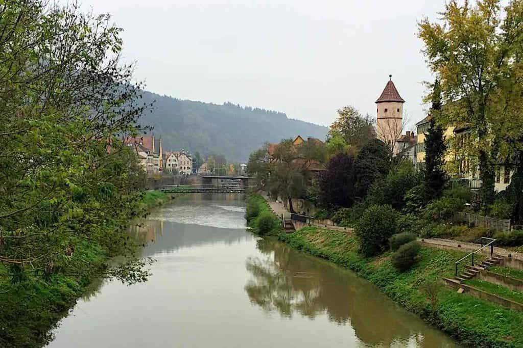 Wertheim Germany canal