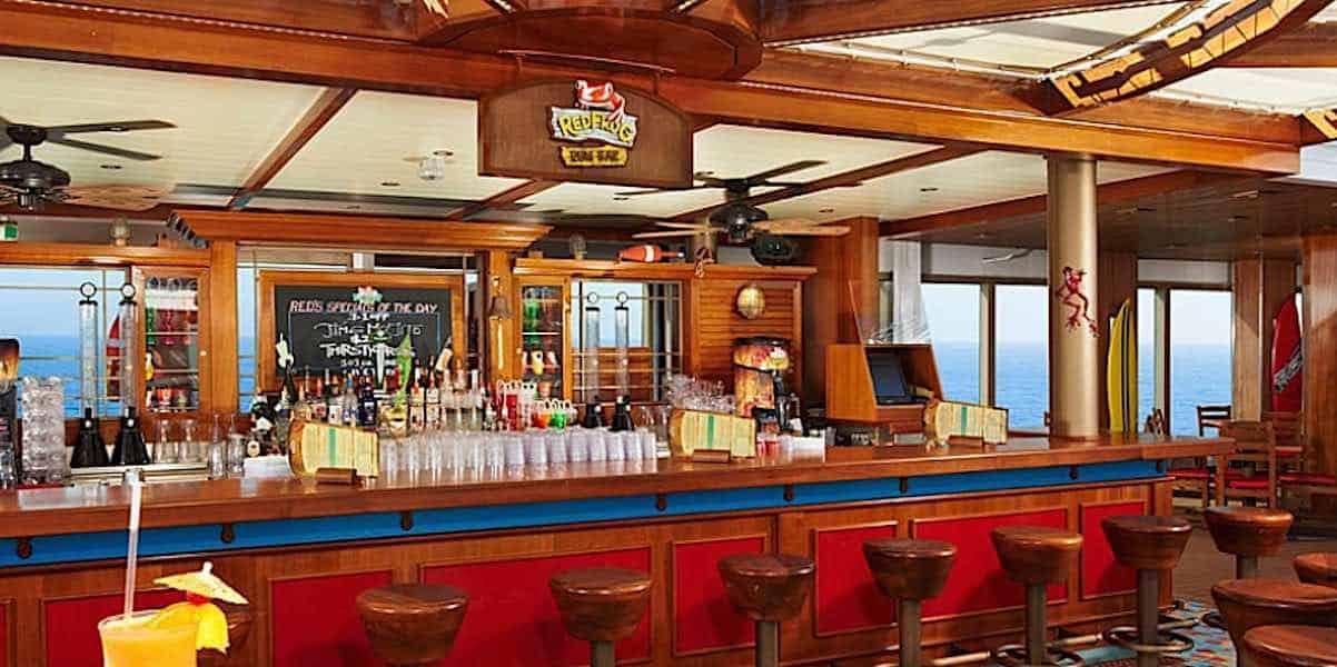Carnival Magic RedFrog Pub
