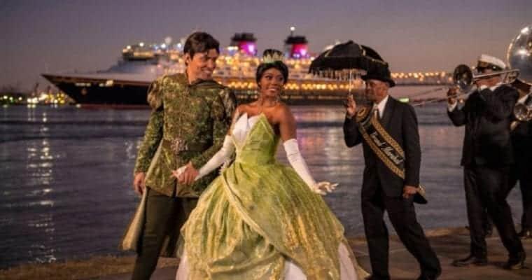 Disney Cruise Line's Disney Wonder Moves to New Orleans