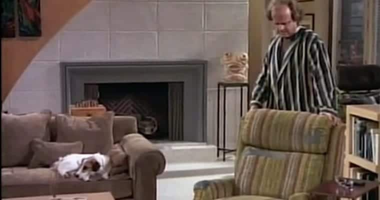 Day 8: Frasier Becomes Reality (Again) and a Lesson in Herring