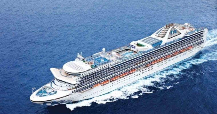 Grand Princess Crew and Passengers Test Positive for Coronavirus
