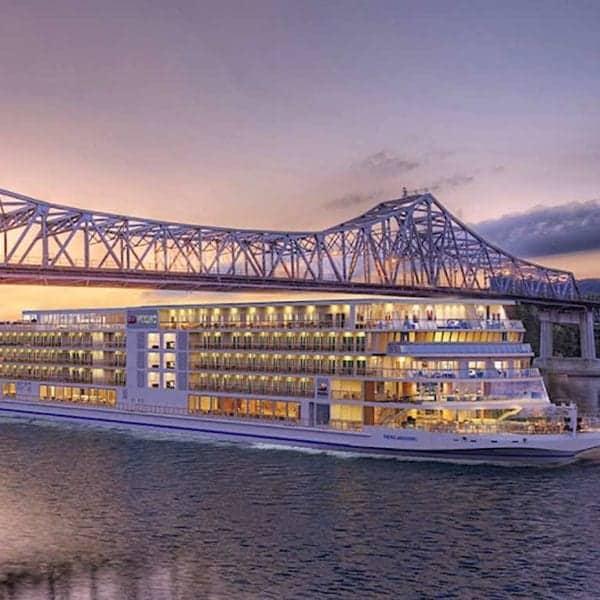 First Peek at Viking Mississippi River Ship Design Plans