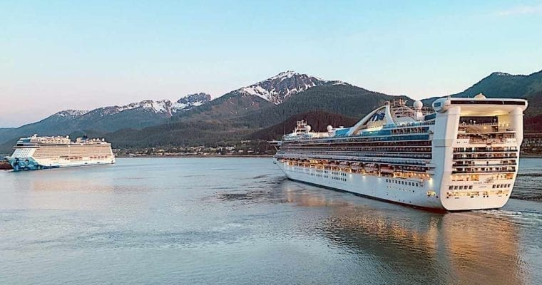 Princess Cruises Extends Cancellations Until Spring 2021