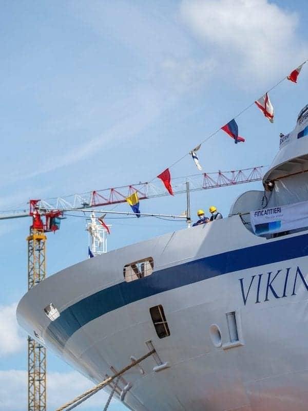 Viking Venus Float Out