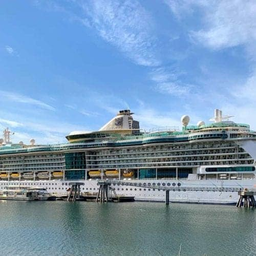 Royal Caribbean ship return to cruising in Alaska in 2021