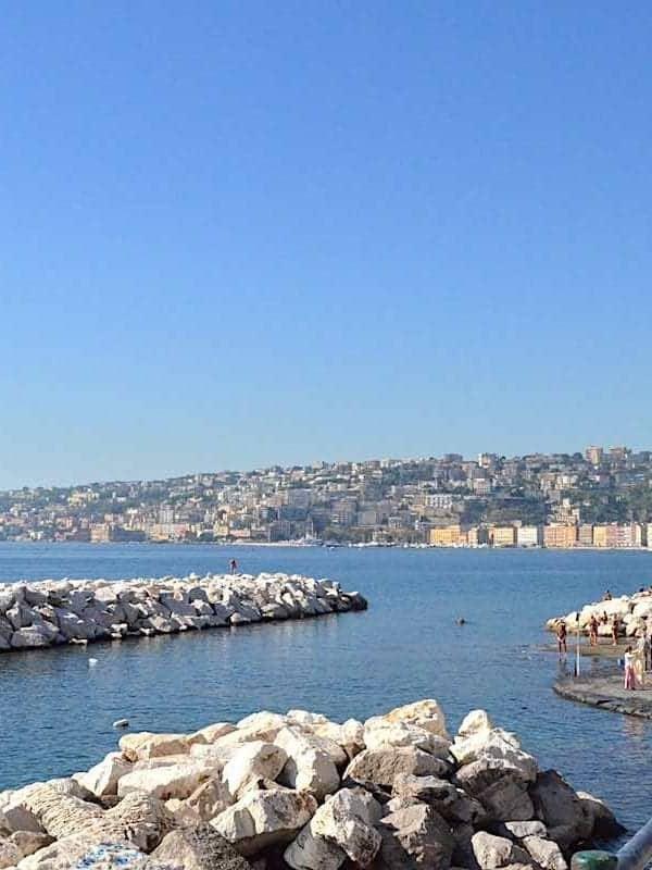 MSC Grandiosa Visits Naples