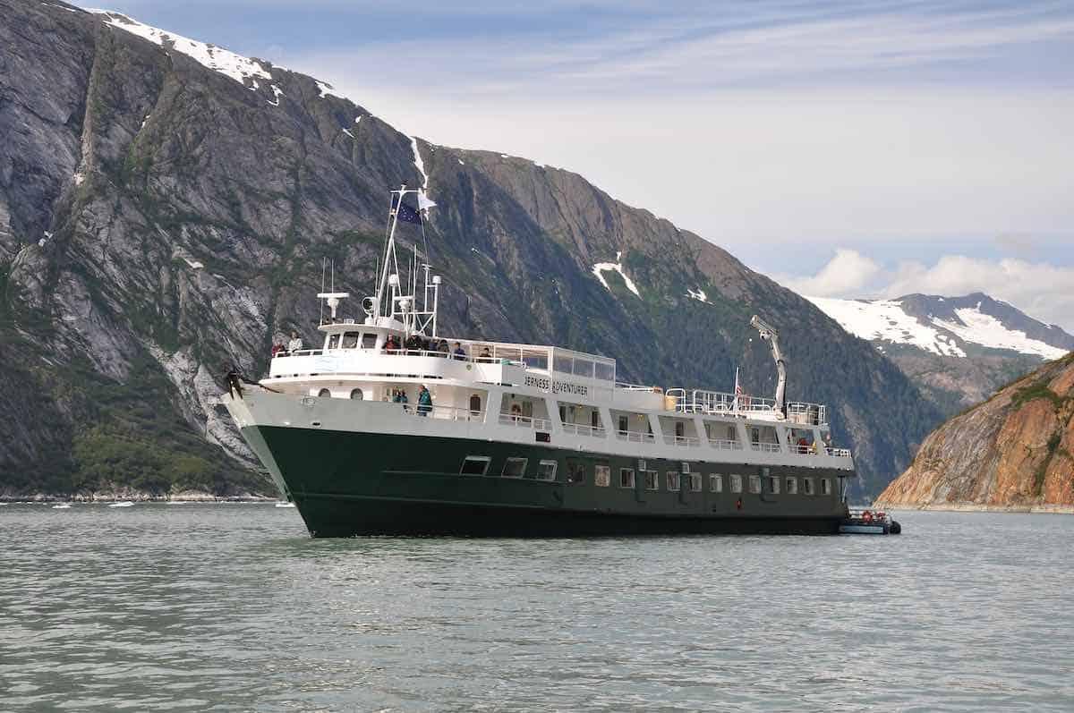 Alaska cruise aboard Wilderness Adventurer abruptly ends when passenger tests positive for corornavirus.